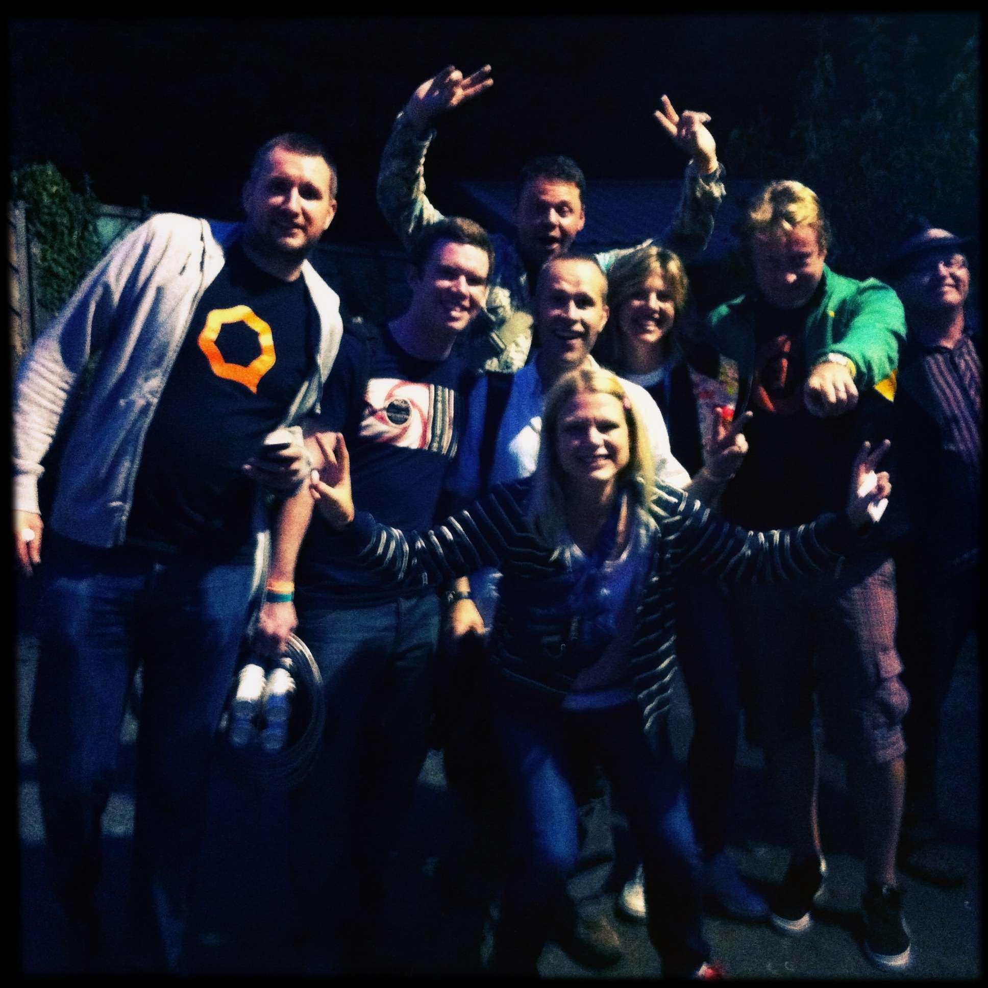 The CAS Crew!