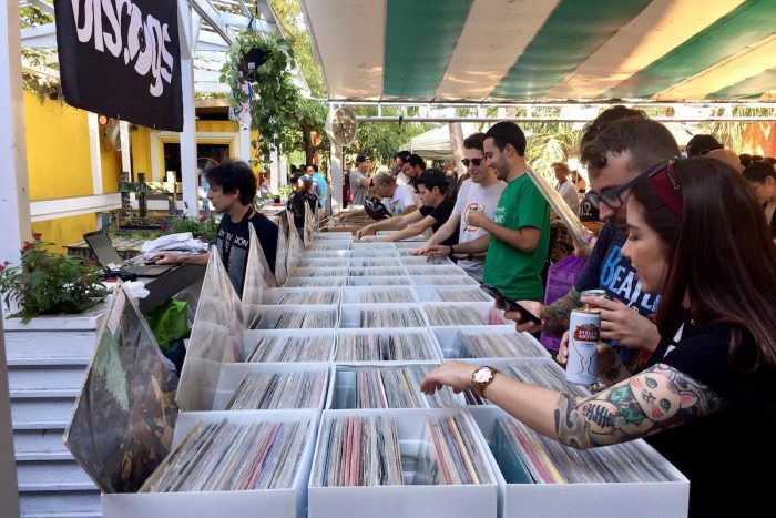 Discogs Crate Diggers