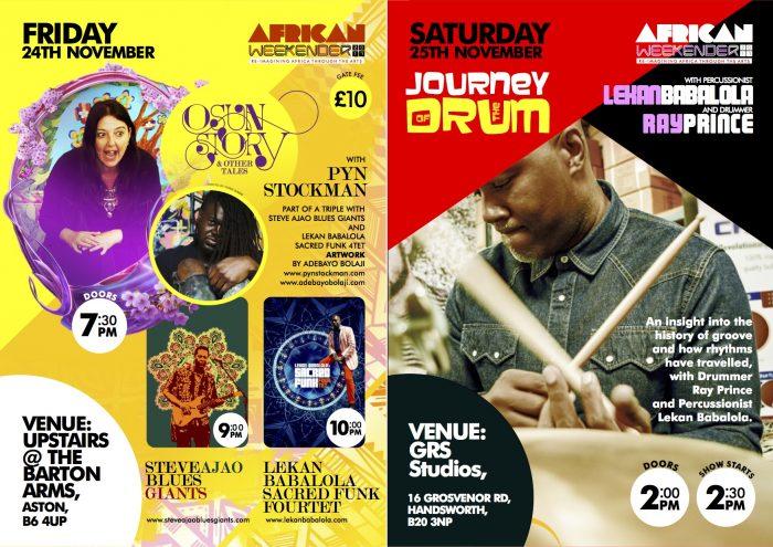 1 AfricanWeekender17-Flyer-R4-Brochure