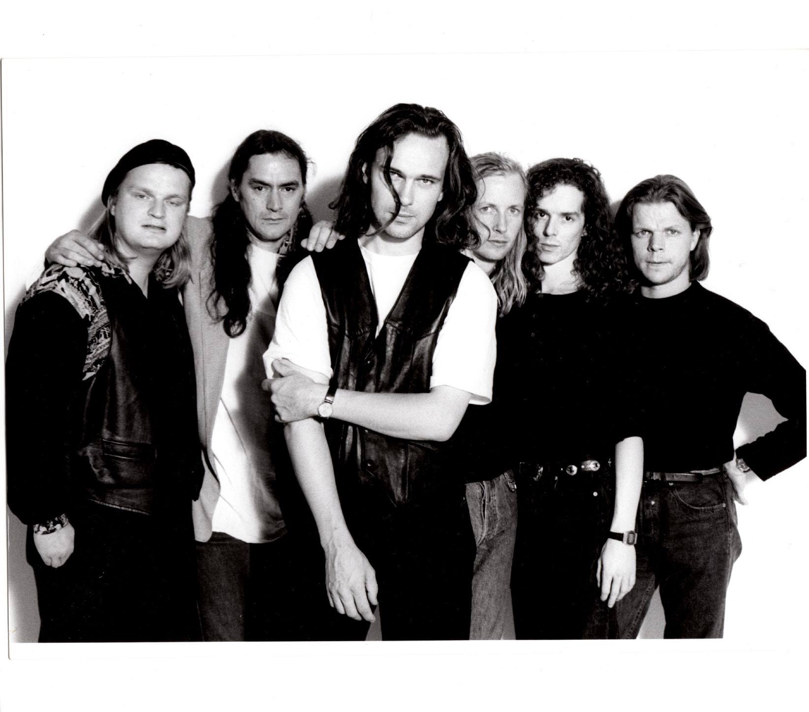 Bendik Hofseth og band 1993
