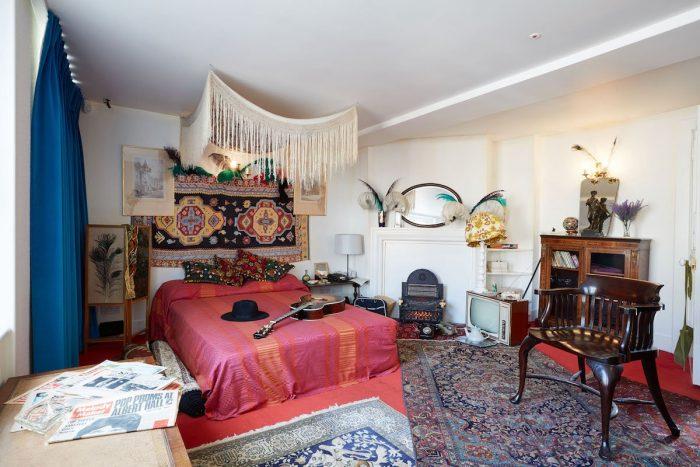 3. the main room of 23 brook street, now handel & hendrix in london. credit michael bowles-handel & hendrix in london