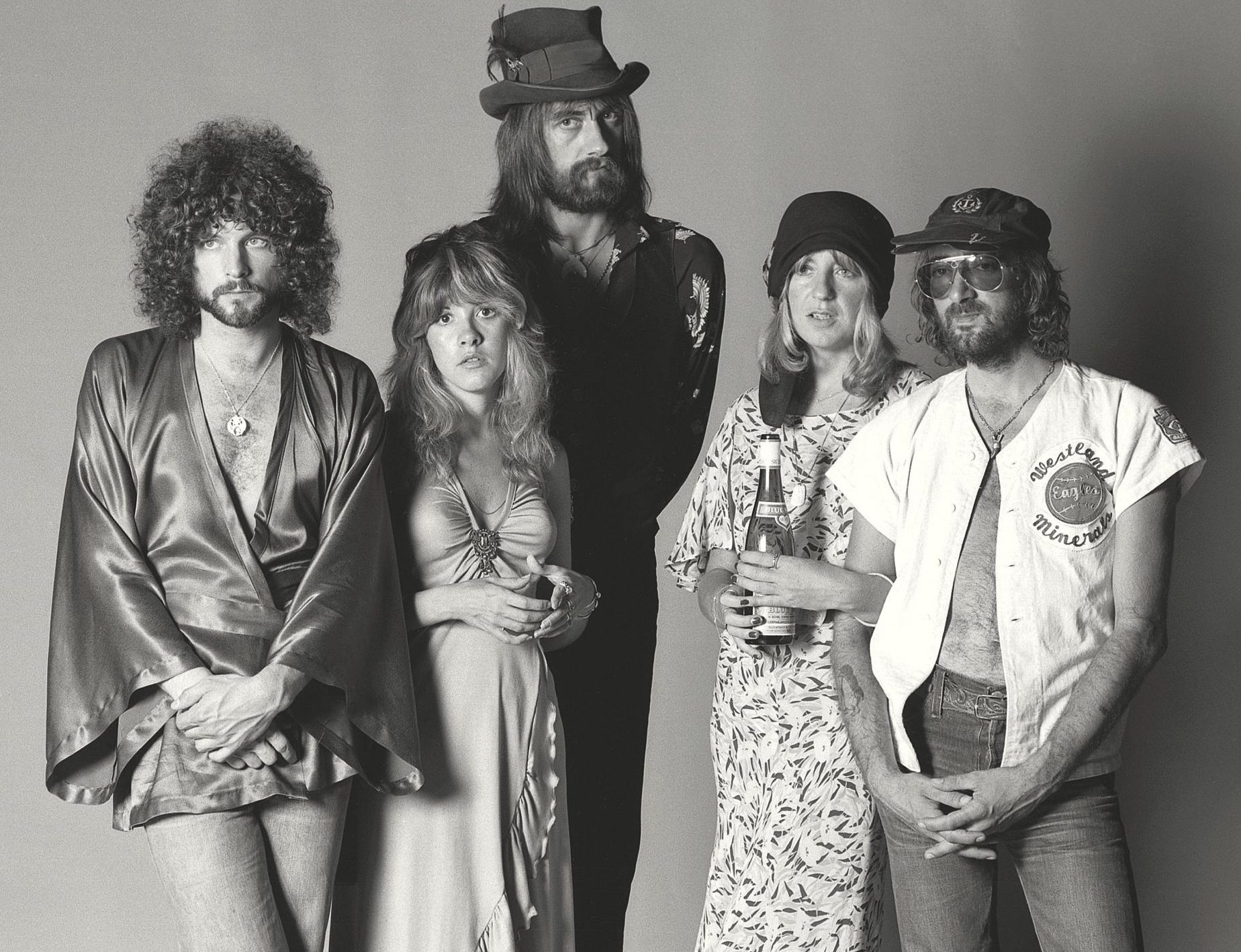 fleetwood mac rumors list of songs