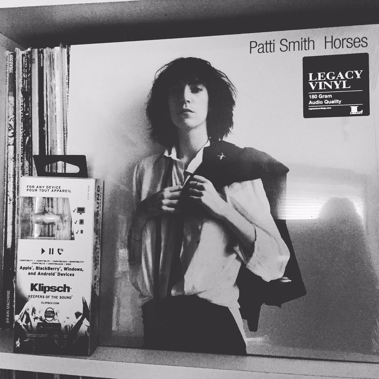 Patti Smith Horses Competition Classic Album Sundays