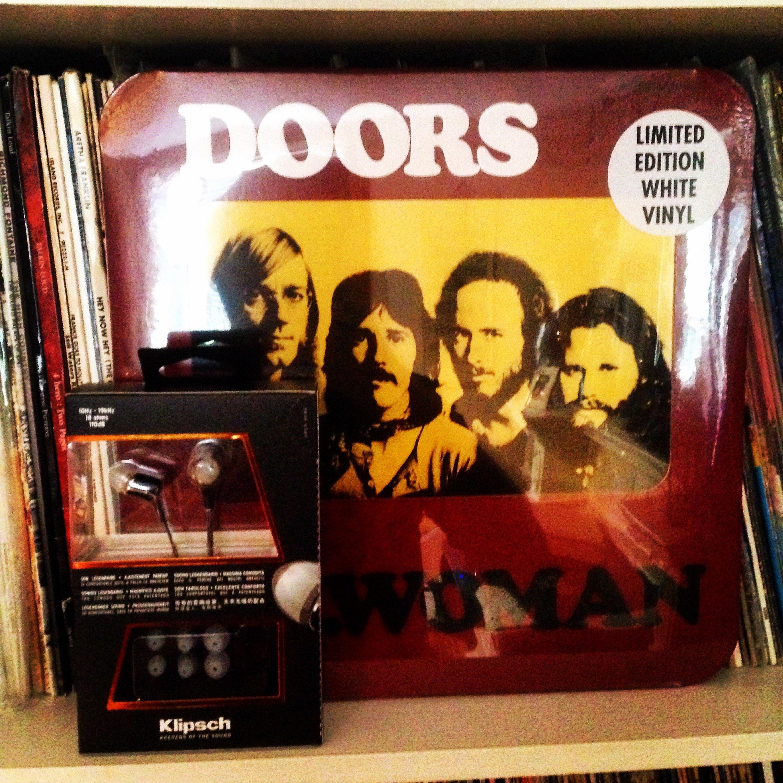 The Doors L A  Woman & Klipsch Audio R6 earphones competition