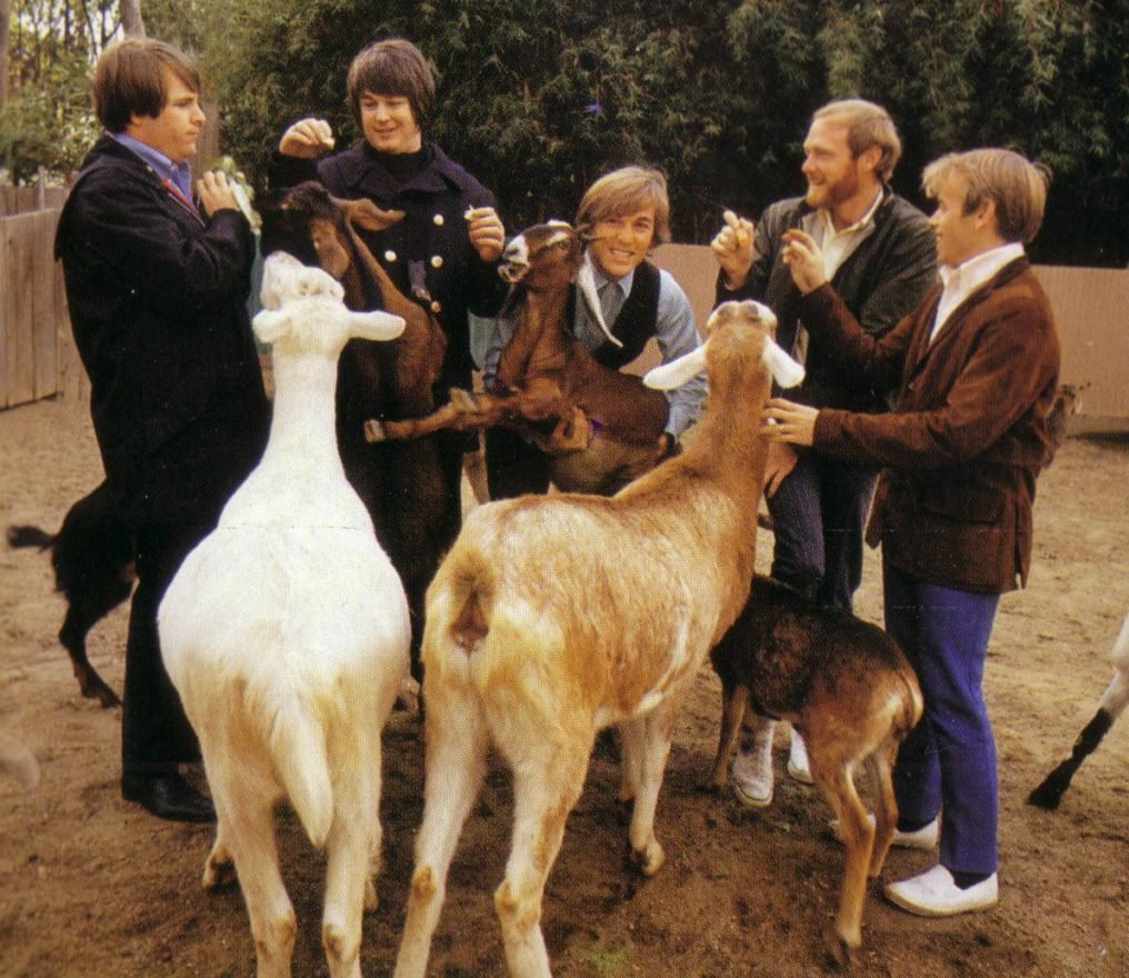 The Story Of The Beach Boys 'Pet Sounds'