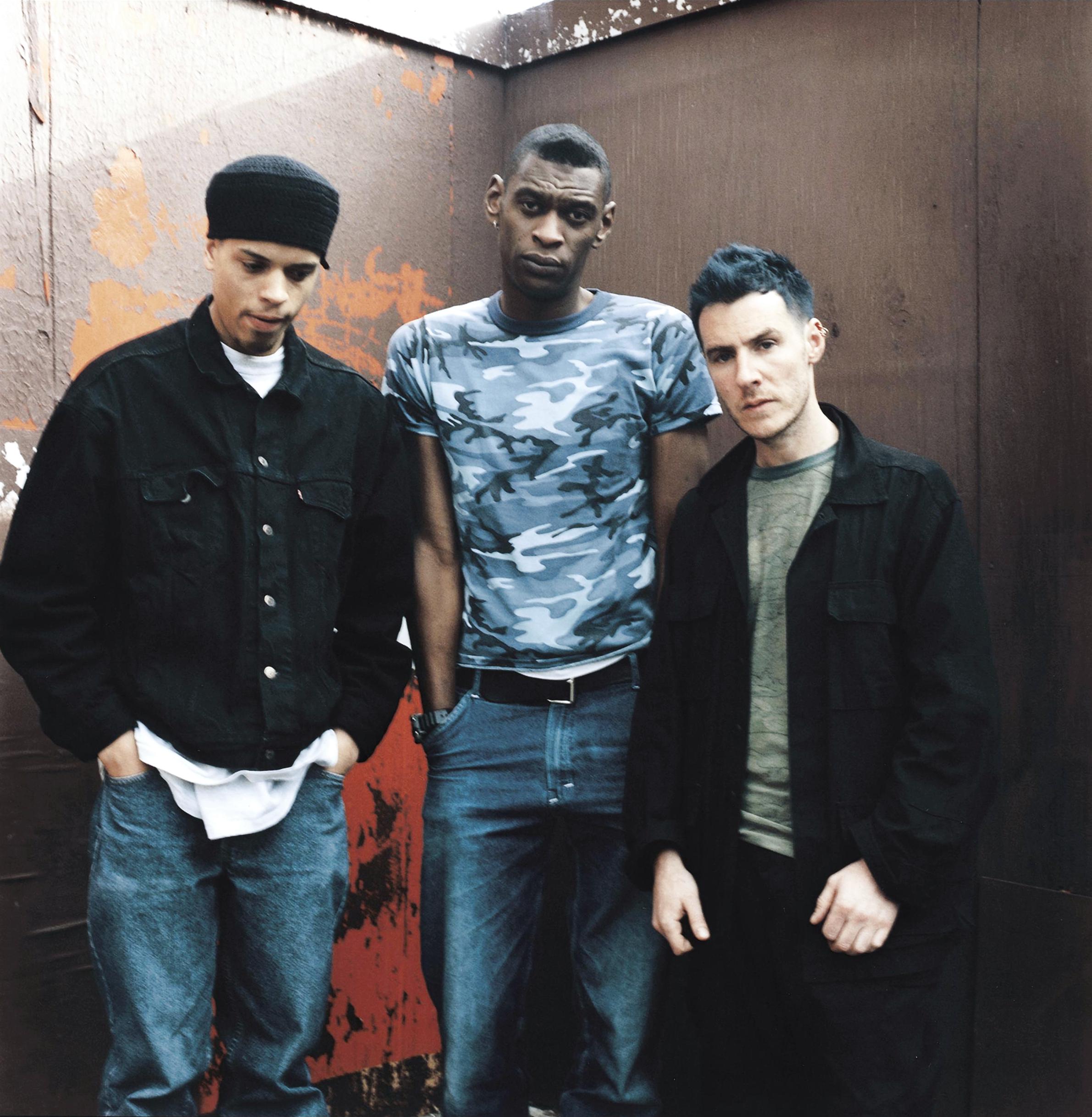 Massive Attack Mezzanine Legacy Playlist Classic Album