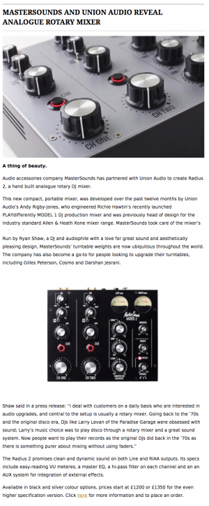 mastersounds-and-union-audio-reveal-analogue-rotary-mixer