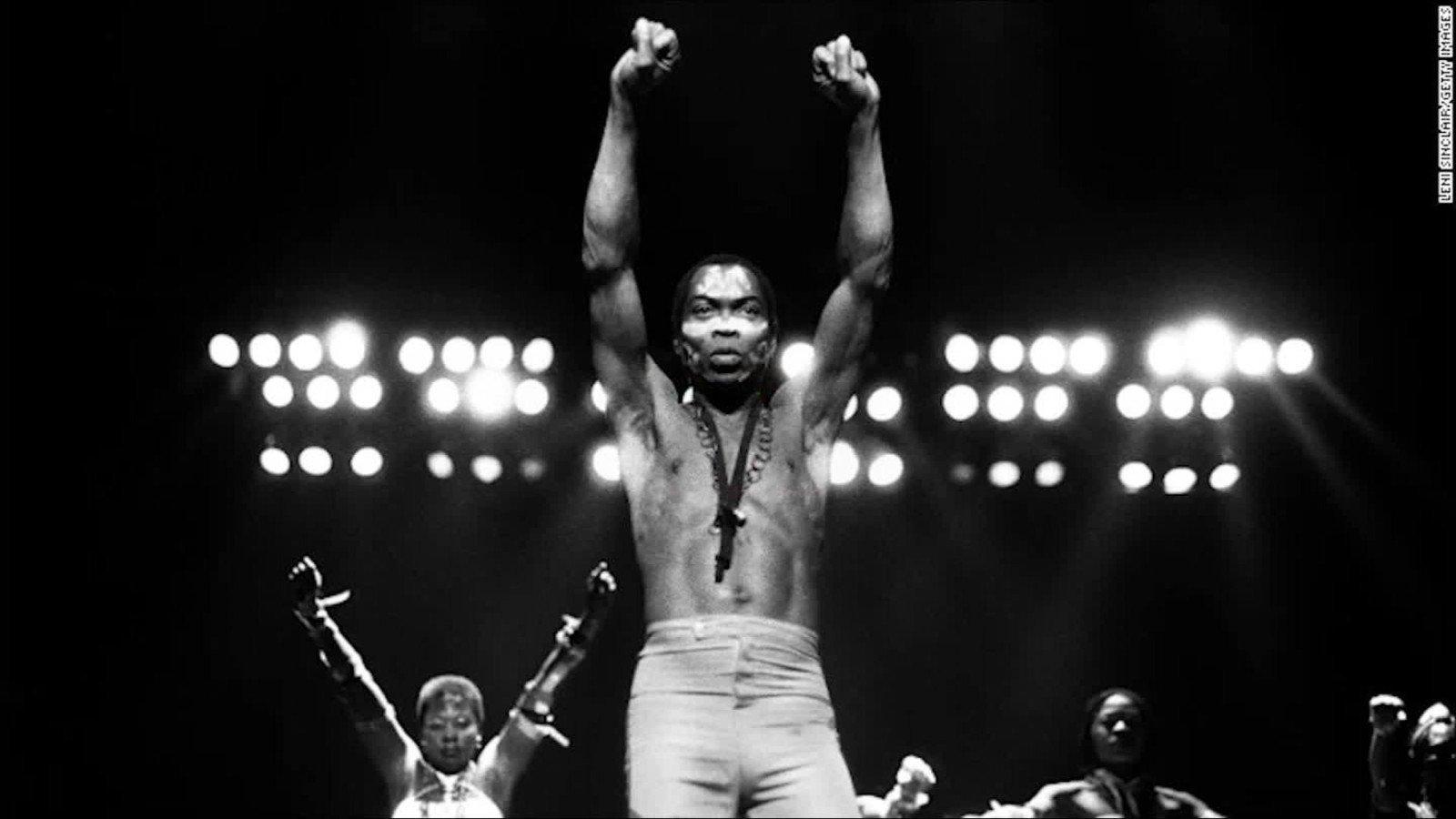Image result for Fela Kuti