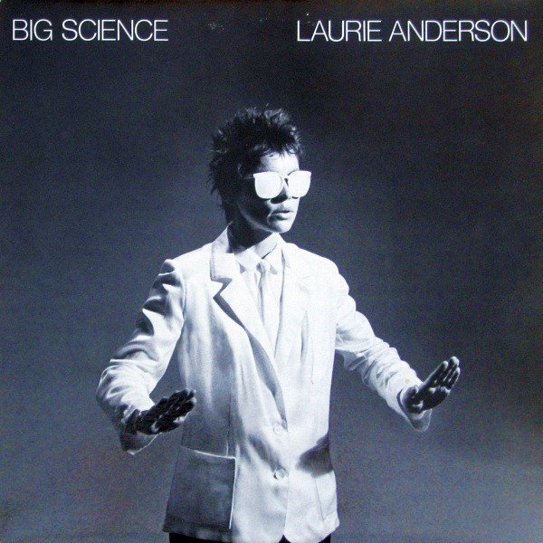 Cas Berlin Presents Laurie Anderson Big Science