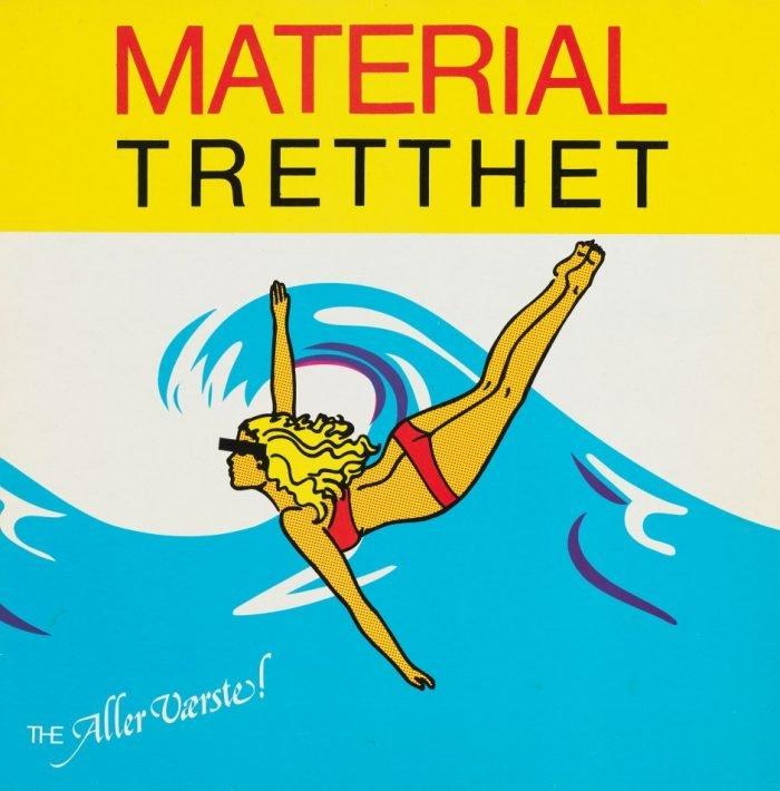 The Aller Værste! - Materialtretthet_album cover